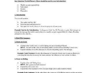How to Write an Essay - PETAL