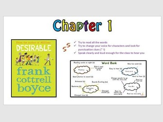 Desirable Class Reader & Comprehension  (Low Ability)