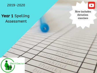Personalised Year 1 Spelling Diagnostic Assesement