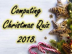 Christmas Quiz COMPUTING