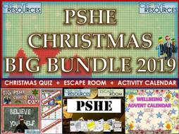 PSHE Christmas 2019 Bundle