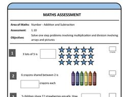 Maths Squared - Assessing Year 1 Maths Without Levels - A complete scheme