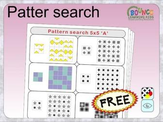 Pattern search (FREE)