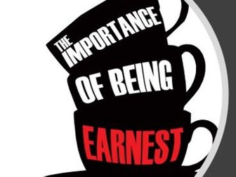 A Level: (3) The Importance of Being Earnest - Act 2 Part 1