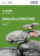OCR A-Level English Literature Complete Revision Notes