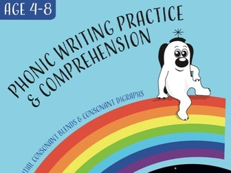 Writing And Comprehension Practice: An Alien Visits (4-8 years)