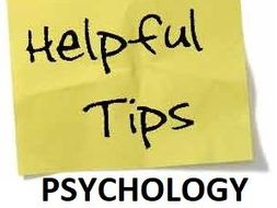 Past Paper Questions and Answers Edexcel Psychology A Level
