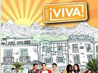 Year 7 Spanish - Whole Lesson - Week 1 - Lesson 1 - Viva 1 - Module 2 - Mi Tiempo Libre - Free Time