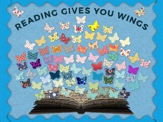 Reading Display, Book Corner Display