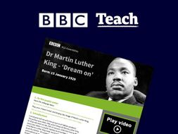 KS2 Assembly - Dr Martin Luther King