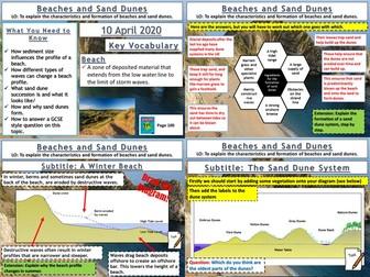 Coasts: Beaches and Sand Dunes