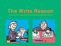 WRITE REASON