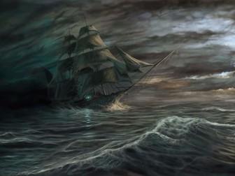 AQA English Language Paper 2 Section B Resource Bundle: The Mary Celeste vs The High Aim 6