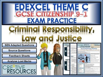 Criminal Responsibility, Law and Justice - Citizenship