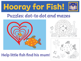 Hooray for Fish Bundle | Teaching Resources
