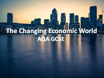 The Changing Economic World