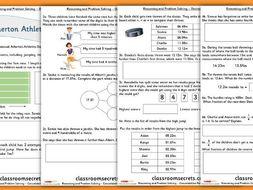 Decimals Maths Consolidation Year 4 Summer Block 1 Reasoning and Problem Solving