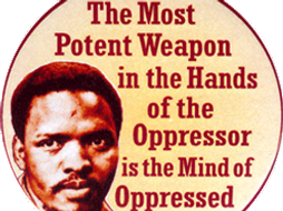 PSHE & Citizenship. Human Rights. Steve Biko focus and Human rights dilemmas/discussions.