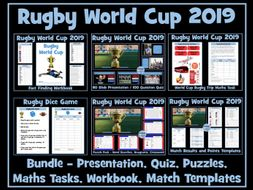 Rugby World Cup 2019 Bundle