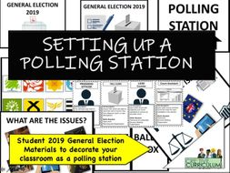 Hold A School General Election 2019