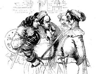 Romeo and Juliet (IGSCE Shakespeare) Act 1 Teaching
