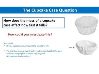 Cupcake cases investigation