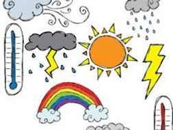 French weather - extensive revision