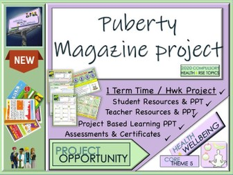 Puberty Project