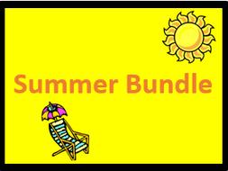Estate (Summer in Italian) Bundle