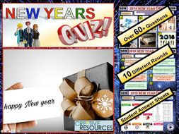 New Year Quiz 2019