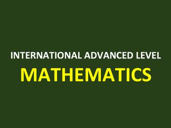 Decision 1 A Level Mathematics PowerPoint Bundle