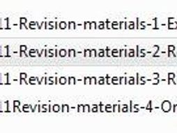 BTEC Sport LEVEL 2 Complete Unit 1 revision materials and mock exam