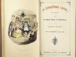 Revision worksheet - Christmas Carol