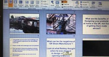 ethical factors new D&T Design and Technology AQA GCSE powerpoint