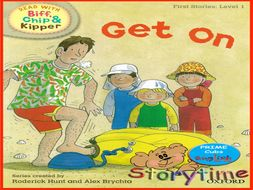 Oxford Reading Tree | Get On | Level 1