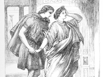 A Midsummer Night's Dream (Shakespeare) - Act 1, Scene 1 - WORKSHEET + ACTIVITIES + ANSWERS