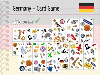 Germany - Card Game