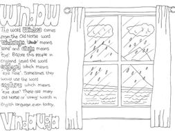 Vikings: Old Norse Word Window