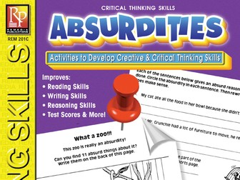 Absurdities: Critical Thinking Skills