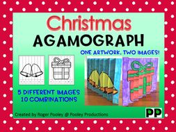 Christmas Agamograph, 24 pages, video