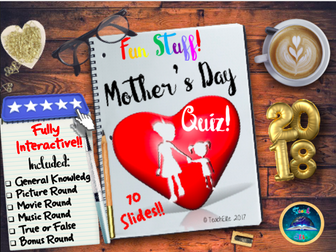 Mother's Day Quiz