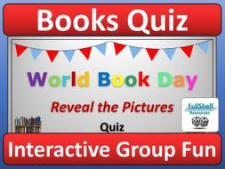 Books Quiz