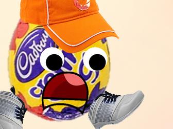 Creme egg crazy Easter quiz. Easter maths and science  quiz bundle