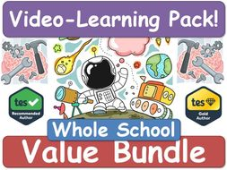 Whole School [Video Learning Pack] Whole School