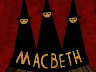 Macbeth Act Two Scene Two