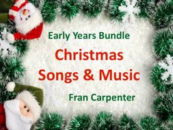 Early Years Christmas Songs & Music