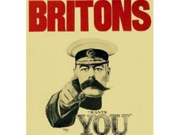 recruitment propaganda posters ww1 by hellierp teaching