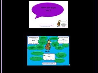Numerical Reasoning Speaking Frame Reception
