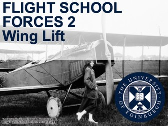 Flight School Forces 2: Wing Lift