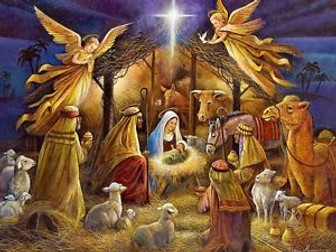 Christmas - R.E day/unit KS2- Symbolism in the nativity story